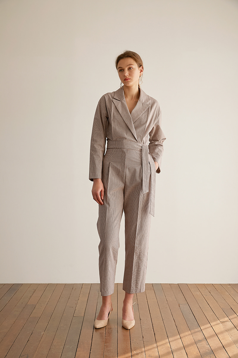 gelo Jumpsuit (2COLORS)