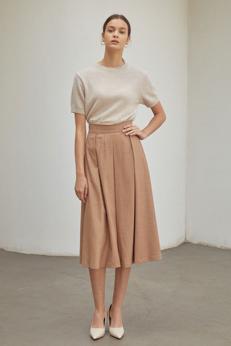 Rose Whole Skirt